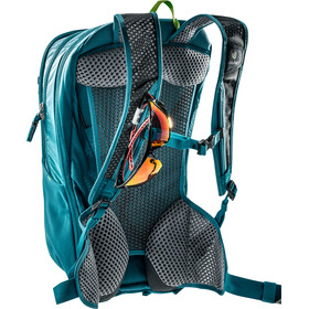 Deuter Race EXP Air Sac à dos 14+3l, petrol/arctic